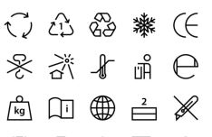 25 Shipping SVG Icons