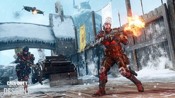 Call of Duty Black Ops III: disponibile Descent, ecco le novità