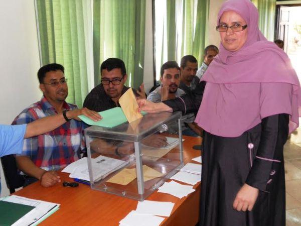 رؤساء مكاتب التصويت