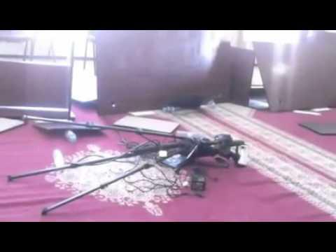 الريصاني : تكسير للطاولات وسب وشتم في جلسة انتخاب رئيس بلدية مولاي علي الشريف