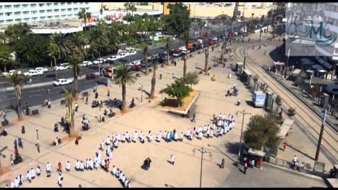 احتجاج الطلبة الأطباء