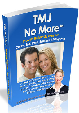 TMJ No More™ - TMJ Cure Book