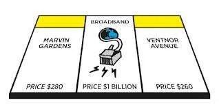 Broadband Monopoly