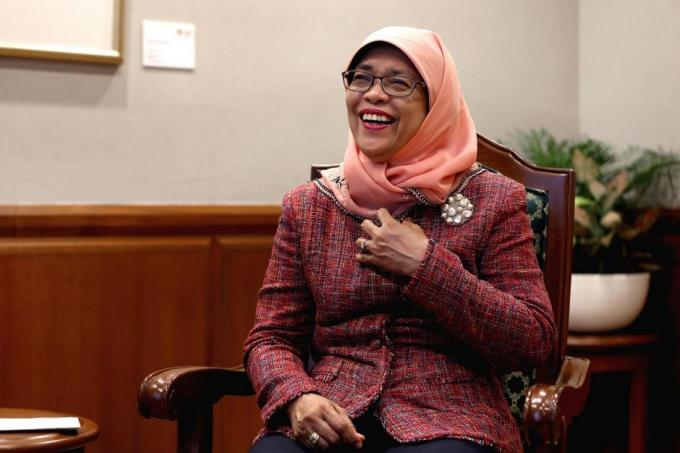 halimah yacob on empathy for jobless i cannot forget the recession