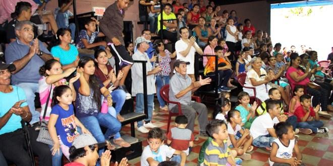 TNT CELEBRA 24 AÑOS DE TRABAJO ARTÍSTICO Y 9 AÑOS DE LA APERTURA DEL CCJC