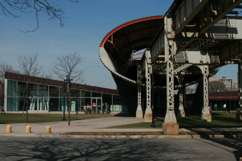 McCormick Tribune Campus Center