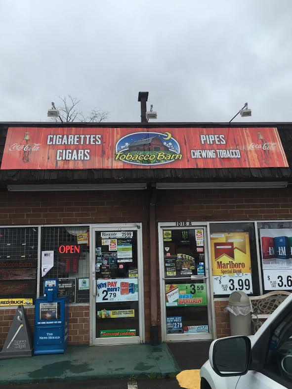 Tobacco Barn Store 1