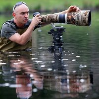 Photographer Ofer Levy: 800mm f5.6 for Action and Behavior bird Photography article @ Naturescapes.net