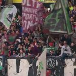 Hannovers Fans feiern in Stuttgart