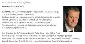 Aus dem Handelsregister zur MLD Quelle: www.c-l-f.de