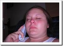 Es triste que no me contestes el teléfono.