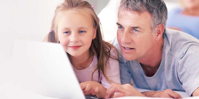 Nuestros hijos en Internet