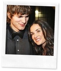 Ejemplo: Demi Moore y Ashton Kutcher