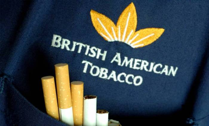 British American Tobacco investigated for alleged bribes