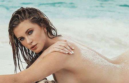 Ireland Baldwin nude photo on Instagram