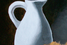 Still Life Oil Painting - WIP