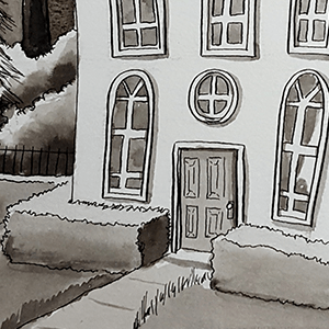 Drawlloween_Day_4_Mansions_and_Manors