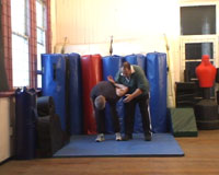 Primary Option Control & Restraint - Forced Armlock