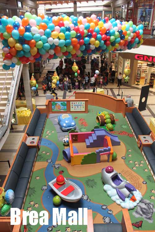 Brea Mall Playspace