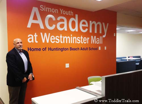 Simon Youth Academy, Westminster Mall