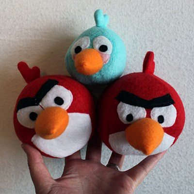 Como hacer un peluche de angry birds 17a