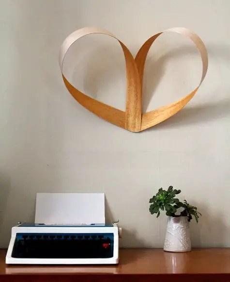 decorando con madera