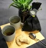 Como hacer una bolsa de regalos con fieltro + unos deliciosos bizcochos