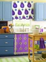 Como hacer una cortina romana para la cocina