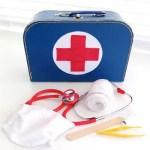 Como hacer un Kit de medico para jugar