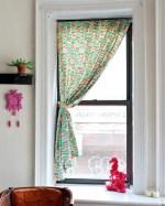 Como hacer cortinas de tela