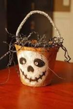Como hacer un bouquet tenebroso para Halloween