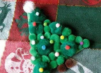 hacer adornos navideños