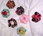 Flores Kanzashi : como hacerlas paso a paso