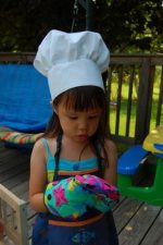 Como hacer gorro de chef para niños