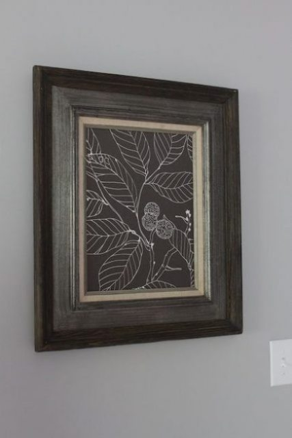 Como hacer un cuadro reciclado todo manualidades - Hacer marcos para cuadros ...