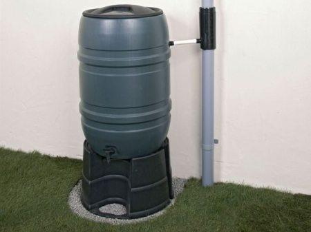 como almacenar agua de lluvia