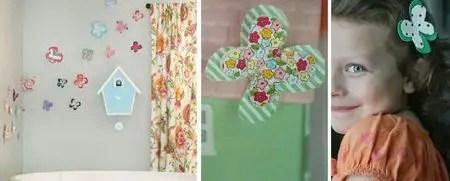 como hacer mariposas para decorar