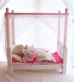 Como hacer una manta para muñecas