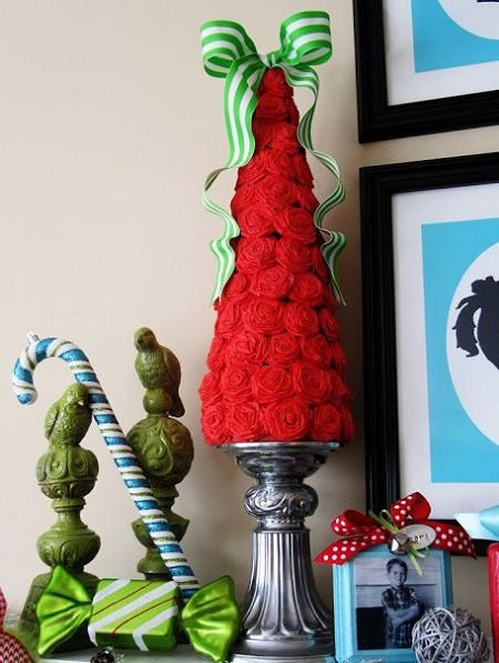 ideas para hacer adornos navideños