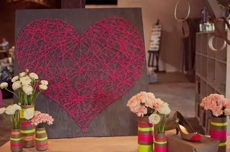 corazones decorativos