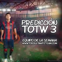 Predicción TOTW 3