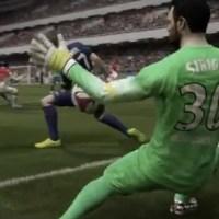 Segunda actualización para FIFA 15
