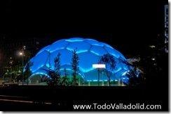 Valladolid cupula del milenio  2