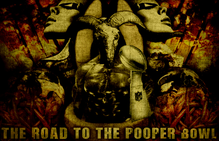 The Road to the Pooper Bowl