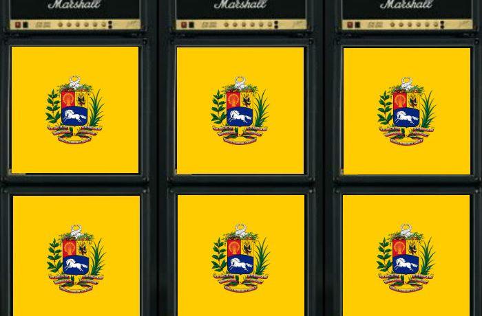 Venezuela metal