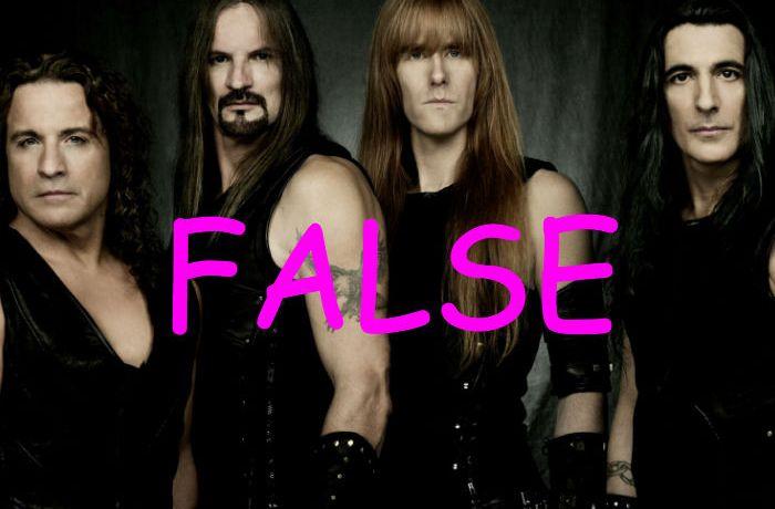 Manowar False