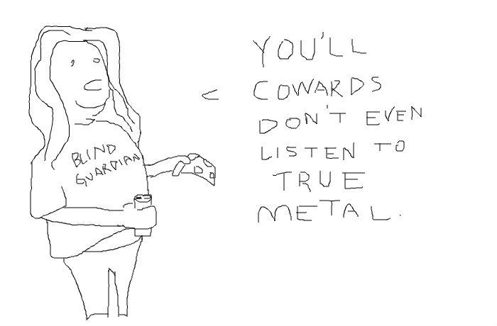 Randall True Metal