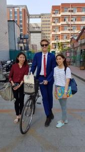 Pat og Minddy - mine thaivenner