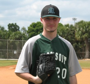 Shane Holmes picked up his fourth  win (4-1) in a 7-4 victory over Northern Essex CC.