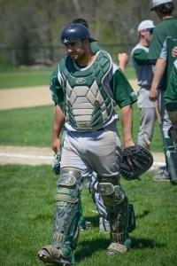 Sophomore Catcher